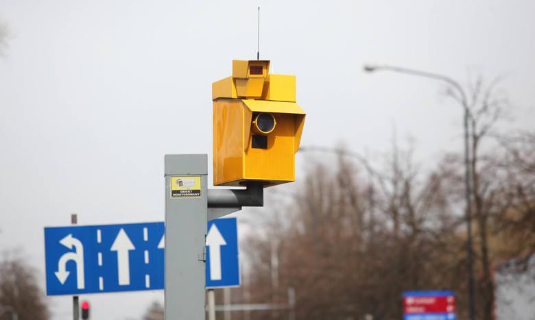 Na tych drogach jest najwięcej fotoradarów - nawet co 13 km!