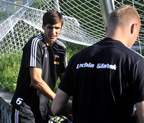 Jarosław Bieniuk doznał złamania nosa
