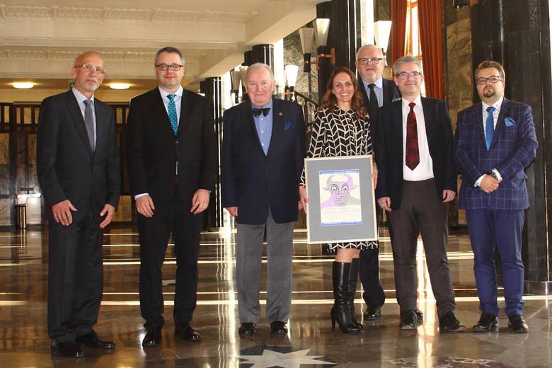 Konferencja Rada Nadzorcza miała miejsce w Pałacu Kultury Zagłębia