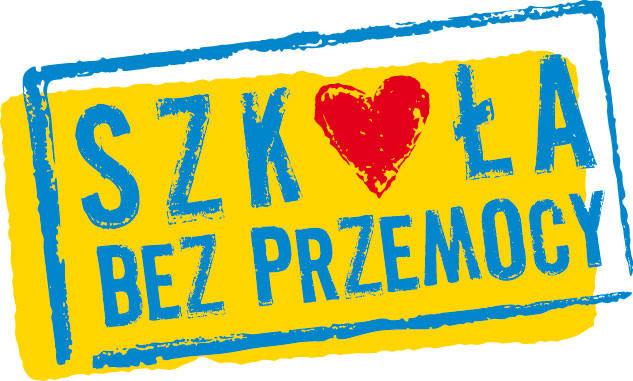 Logo programu Szkoła bez przemocy