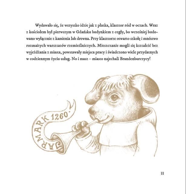 Książkowa cegiełka dla bazyliki św. Mikołaja w Gdańsku. Sprzedaż