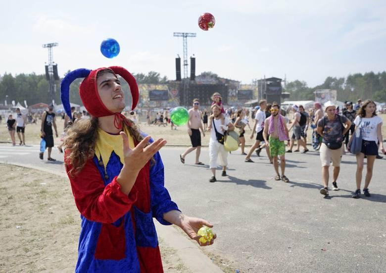 PolAndRock Festival 2018 to nie tylko koncerty. Nowy Przystanek Woodstock to także wielki konkurs na najlepsze przebranie. Zwycięzcą jest każdy, kto
