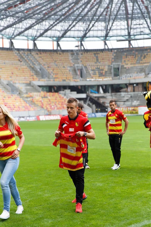 Damian Kądzior Ur. 1992, wychowanek MOSP Jagiellonia, pomocnik.W Jagiellonii zagrał w dwóch meczach w 2012 roku i jednym w 2014. Obecnie w klubie hiszpańskiej