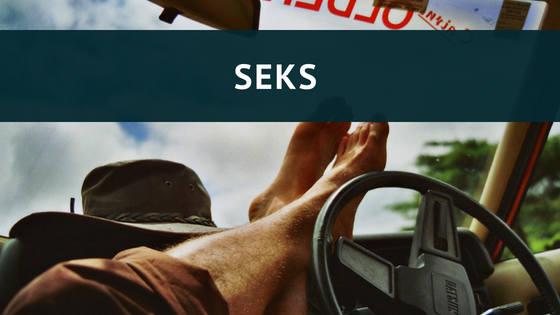 Seks, zmiana bielizny i pieluch... Nie uwierzycie, co kierowcy robią za kółkiem! [zdjęcia]