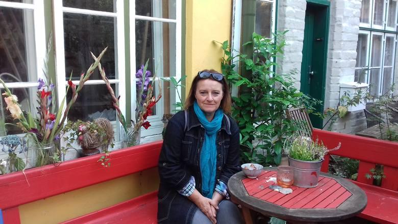 Ola Górna, germanistka z II LO w Bydgoszczy ostatnio odwiedziła Lubekę