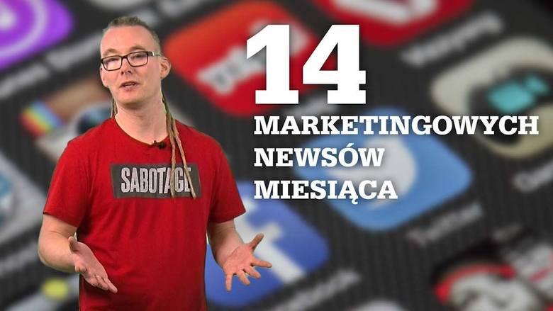 Podsumowanie grudnia - 14 najciekawszych zmian i zapowiedzi w marketingu [wideo]