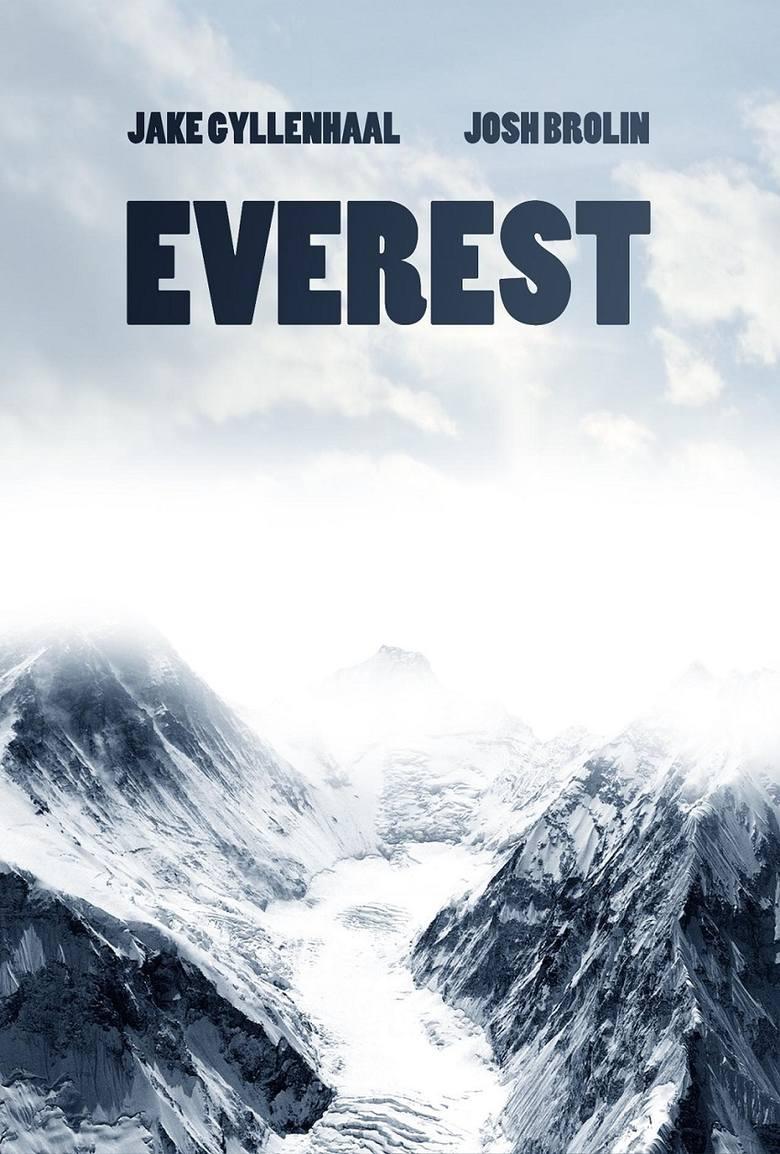 """3. """"Everest""""Oparty na prawdziwej historii spektakularny thriller. To była jedna z najtragiczniejszych w historii wypraw na Mount Everest."""