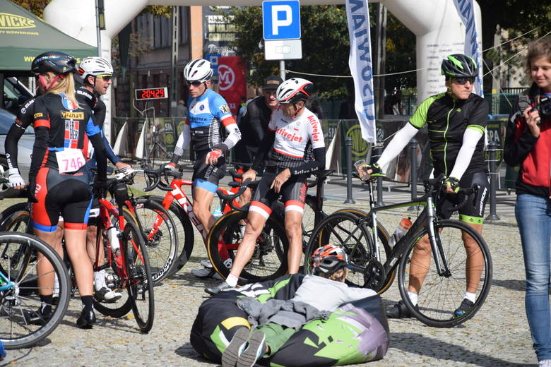 Skierniewice Road Race: Wyścig ze startu wspólnego [ZDJĘCIA, FILM]