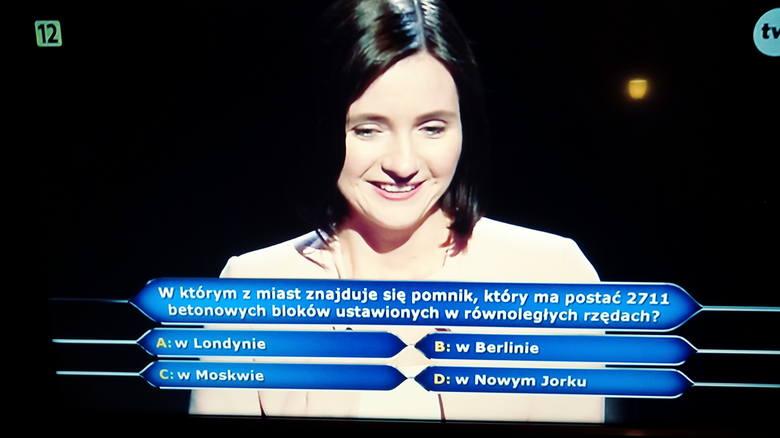 Sonia Ciuk w programie
