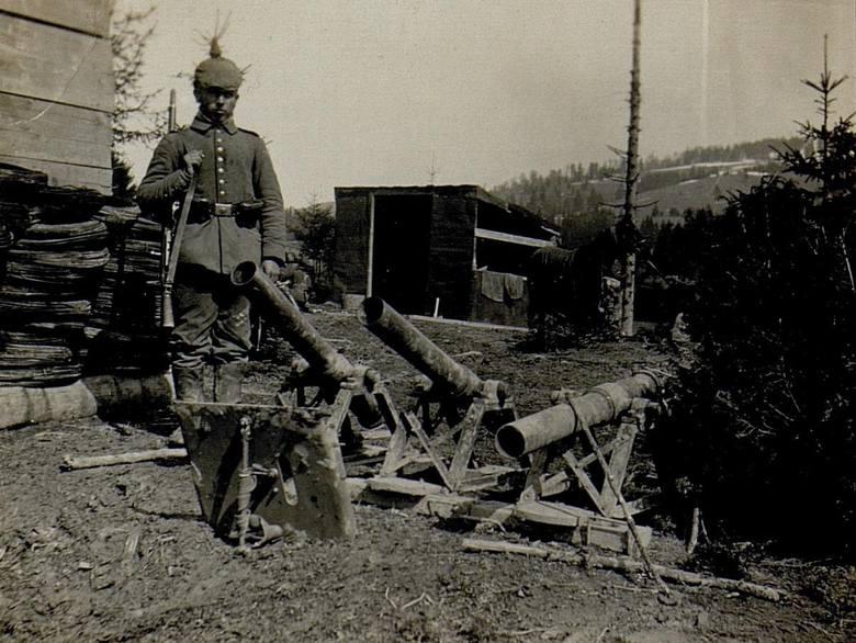 Dwa miliony ofiar i wielkie zniszczenia. O tym przypomni Szlak Wielkiej Wojny, tworzony w Bieszczadach i Beskidzie Niskim [ZDJĘCIA]