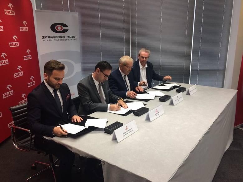 Orlen poprawi ochronę zdrowia mieszkańców Płocka i okolic