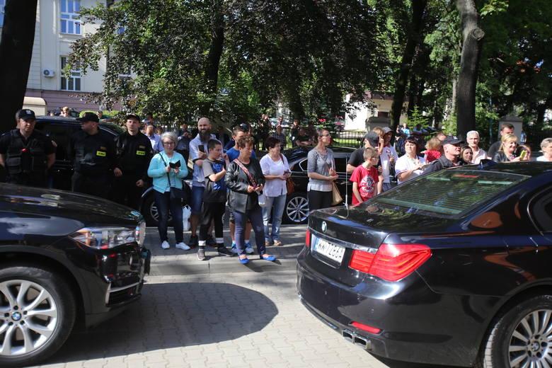 Dziś, 7 czerwca, Zabrze odwiedził prezydent Rzeczypospolitej Polskiej Andrzej Duda. Wziął udział w uroczystości z okazji Jubileuszu XXX-lecia Inwazyjnego