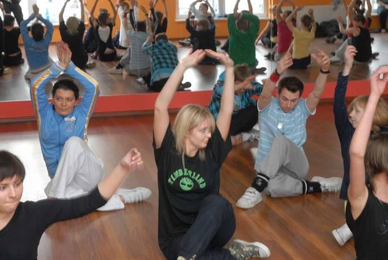 Warsztaty taneczne You can dance