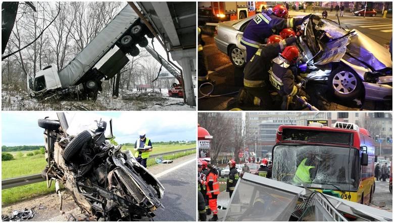 Ku przestrodze przypominamy najbardziej tragiczne w skutkach i groźnie wyglądające zdarzenia drogowe, które wydarzyły się we Wrocławiu i okolicach. Zobaczcie