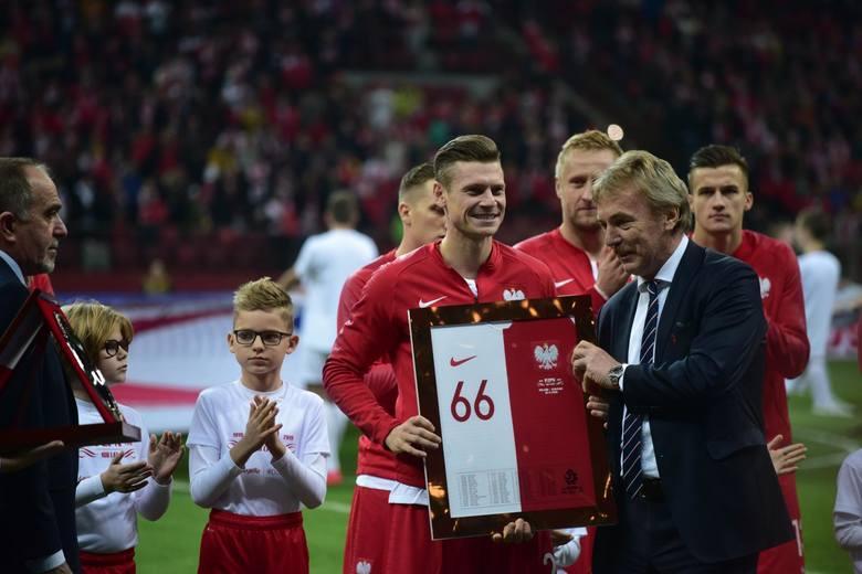 Zwycięstwem 3:2 ze Słowenią zakończył się ostatni mecz reprezentacji Polski w eliminacjach Euro 2020. Najważniejszym wydarzeniem tego wieczoru było jednak
