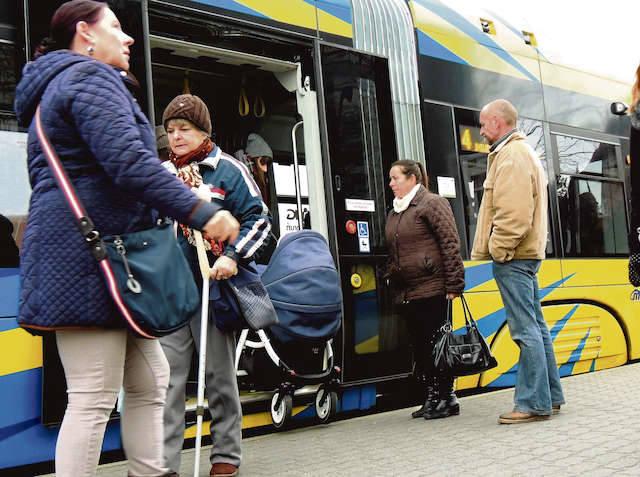 Bilet na tramwaj w Toruniu nie zniknie