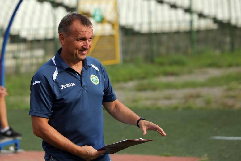 Leszek Janiczak, dyrektor sportowy Hutnika