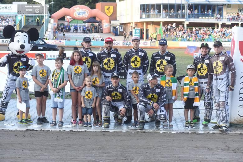 Żużlowcy Falubazu Zielona Góra po meczach barażowych utrzymali się w PGE Ekstralidze.