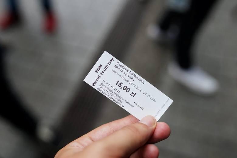 Podczas Światowych Dni Młodzieży możemy podróżować na jednym bilecie za 15 zł [WIDEO, ZDJĘCIA]