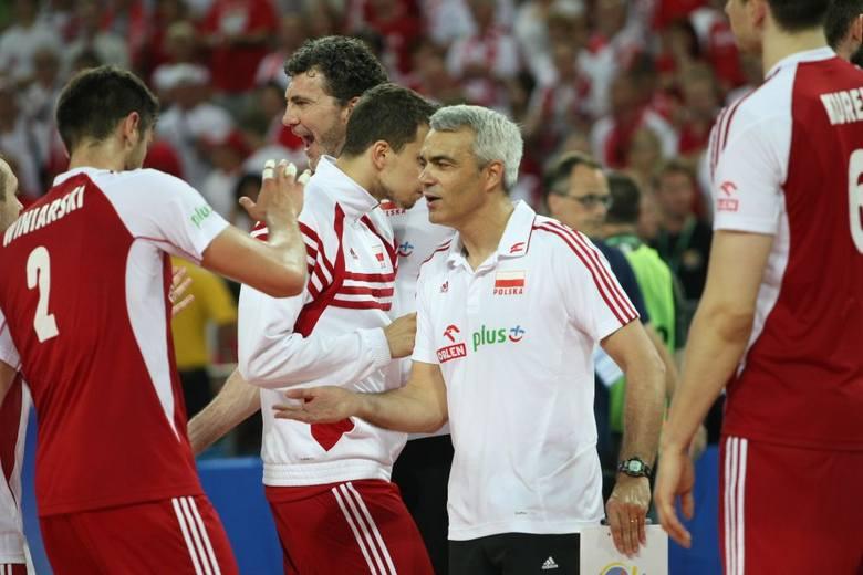Skład Polski na Mistrzostwa Europy w siatkówce (KADRA ANASTASIEGO)