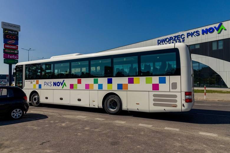 Sprawdź, które autobusy wrócą na trasę w Podlaskiem