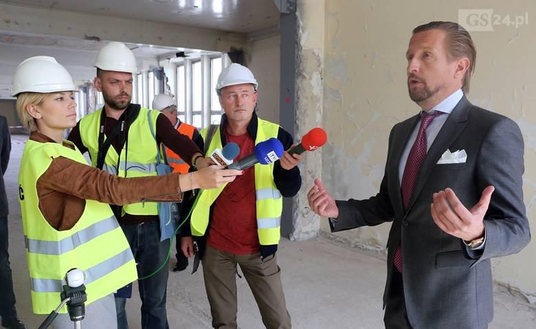 Zajmą jedną piątą biur w szczecińskim Posejdonie