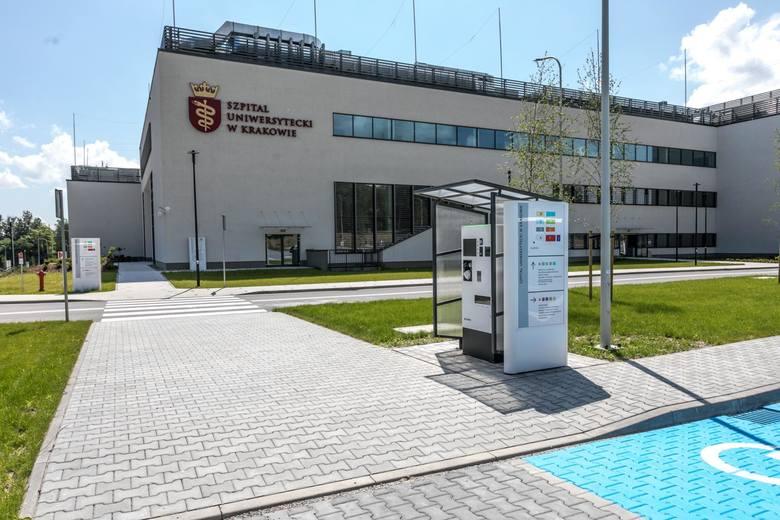 Nowy szpital w Prokocimiu