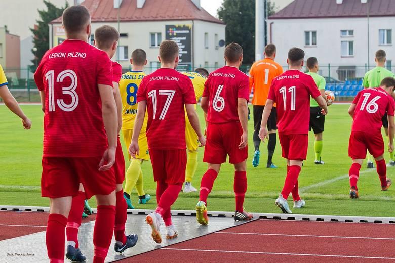 Geo-Eko Ekoball Stal Sanok - KS Legion Pilzno 2:0 (1:0)Bramki: 1:0 Niemczyk 41; 2:0 Niemczyk 65.Czytaj więcej o meczu.