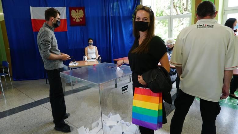 Frekwencja w wyborach dopisała