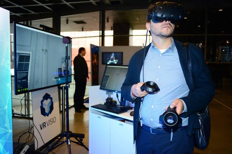 Virtual reality czyli jak oszukać mózg