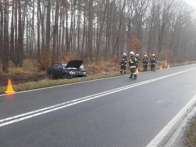 wypadek pod Witnicą