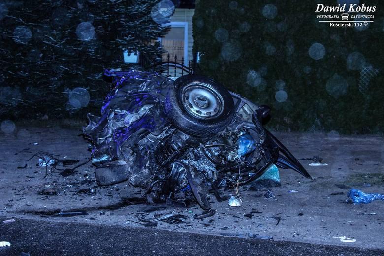 Śmiertelny wypadek w Kaliszu koło Kościerzyny 21.01.202Śmiertelny wypadek w Kaliszu (gmina Dziemiany). We wtorek 21.01.2020 ok godz. 20 w Kaliszu gm.