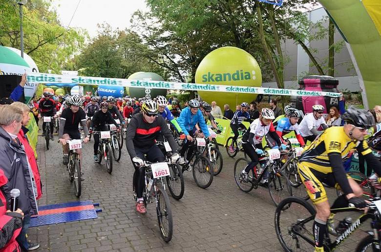 Zawodnicy wyruszą w trasę z Parku Hallera w Dąbrowie Górniczej
