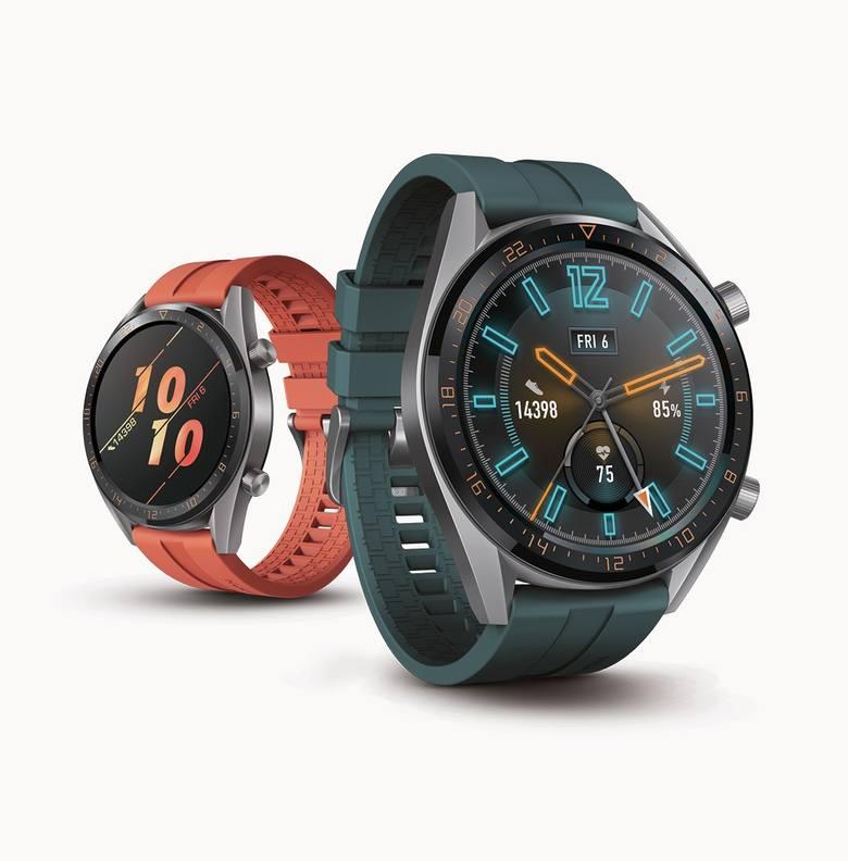 Huawei Watch GT Active, recenzja ciekawego zegarka dla aktywnych
