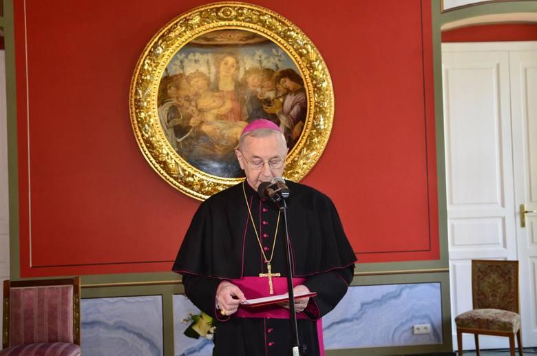 Abp Stanisław Gądecki, przewodniczący KEP.