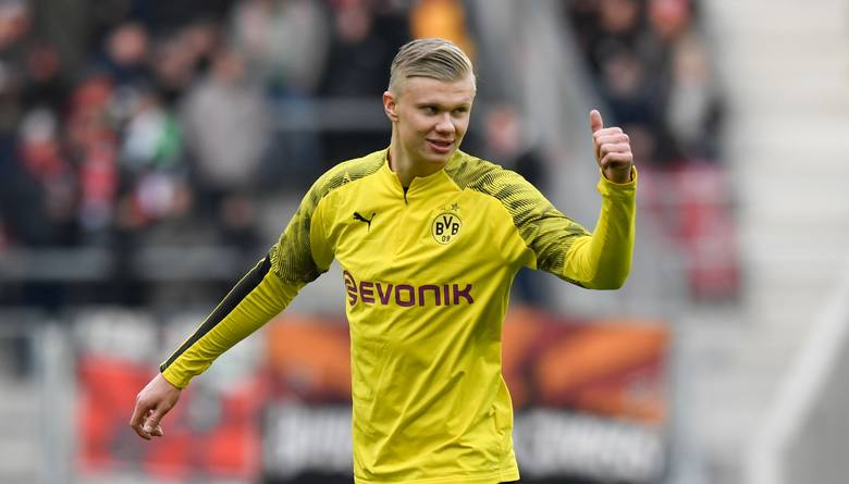 To sięnazywa debiut! Hat-trick Hålanda w pierwszym meczu dla Borussi Dortmund