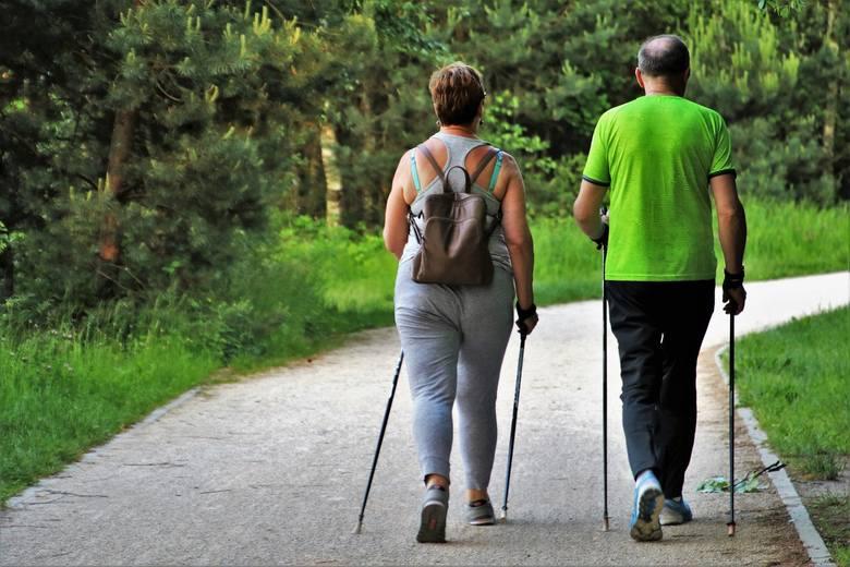 Jak dożyć 120 lat? Po pierwsze: duuuuuuuuuuuuuużo ruchu. Na spacer lub inny rodzaj aktywności należy poświęcić codziennie 30 - 45 minut. Co to daje?