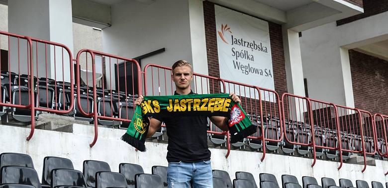 MAREK MRÓZ (pomocnik, 21 lat, GKS Jastrzębie)Młody obrońca jest podstawowym zawodnikiem czołowej drużyny I ligi. Rok temu po wypożyczeniu do GKS Lech