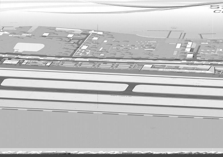 Propozycja rozszerzenia oferty istniejącego lotniska o usługi handlu, hotelarstwa, centrum biznesowego i przewozy Cargo związana jest z bardzo bliską