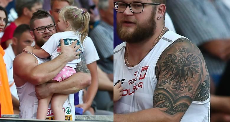 Polscy sportowcy w Berlinie imponowali nie tylko sukcesami sportowymi, ale też tatuażami. Zobaczcie tatuaże naszych zawodników, którzy startowali na