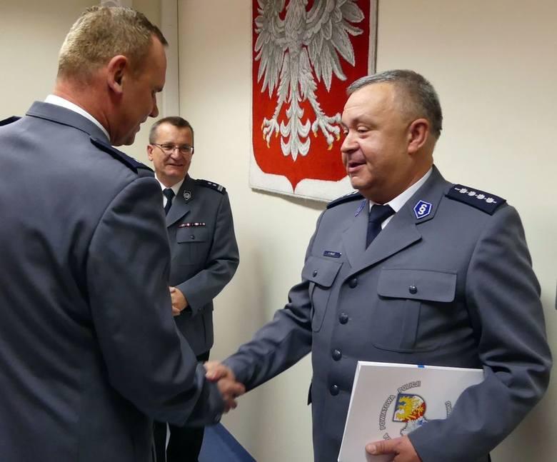 Jest nowy komendant komisariatu w Głogówku. Od początku listopada kieruje nim asp. sztab. Krystian Malisz