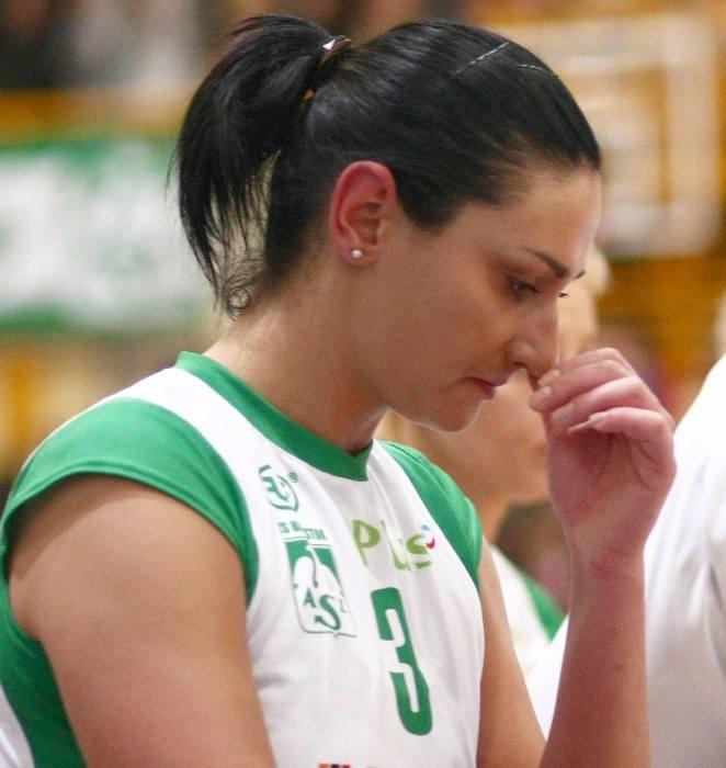 Małgorzata Cieśla może się martwić nie tylko meczami własnego zespołu, ale i niekorzystnym dla akademiczek terminarzem końcówki ligi
