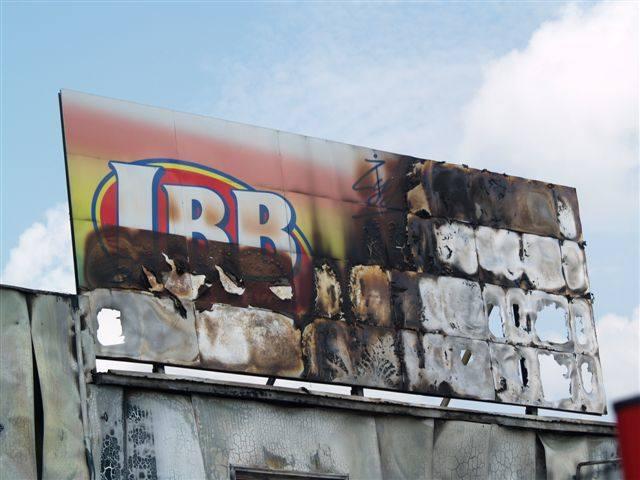 Po pożarze w JBB