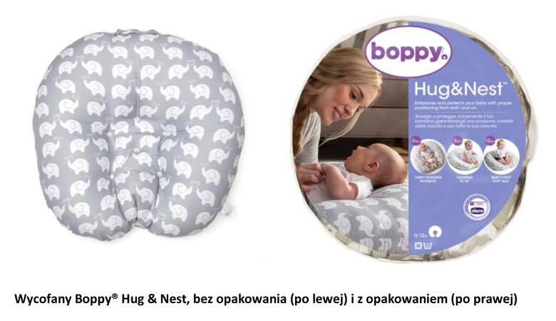 wycofane poduszki, poduszki dla niemowląt, poduszki do karmienia piersią, nie żyje 8 niemowląt, chicco, śmierć niemowląt, ostrzeżenie o poduszkach d