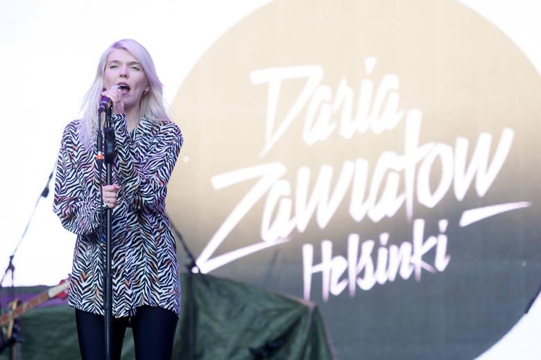 Katarzyna Nosowska, Daria Zawiałow, Tomasz Organek i Paweł Domagała - to wykonawcy, którzy zaśpiewali podczas sobotniego koncertu z okazji 10-lecia istnienia