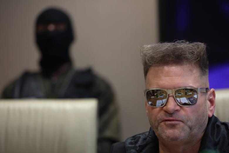 Konferencja prasowa Krzysztofa Rutkowskiego