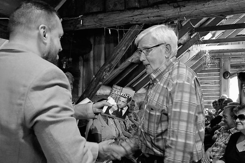 Zmarł Stefan Patyk, założyciel Myślenickiego Demokratycznego Klubu Dyskusyjnego. Miał 76 lat