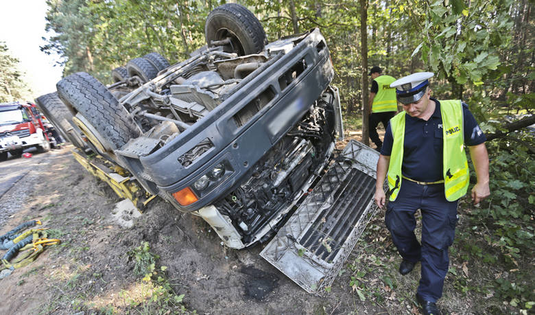 wypadek w Jarogniewicach, śmiertelny wypadek w Jarogniewicach
