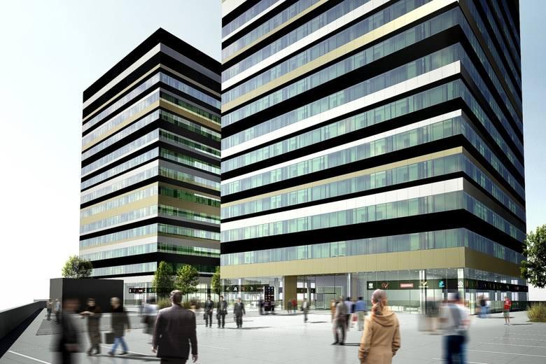 Kategoria: Bryła, biurowiec<br /> Silesia Business Park C w Katowicach – Skanska/Medusa Group