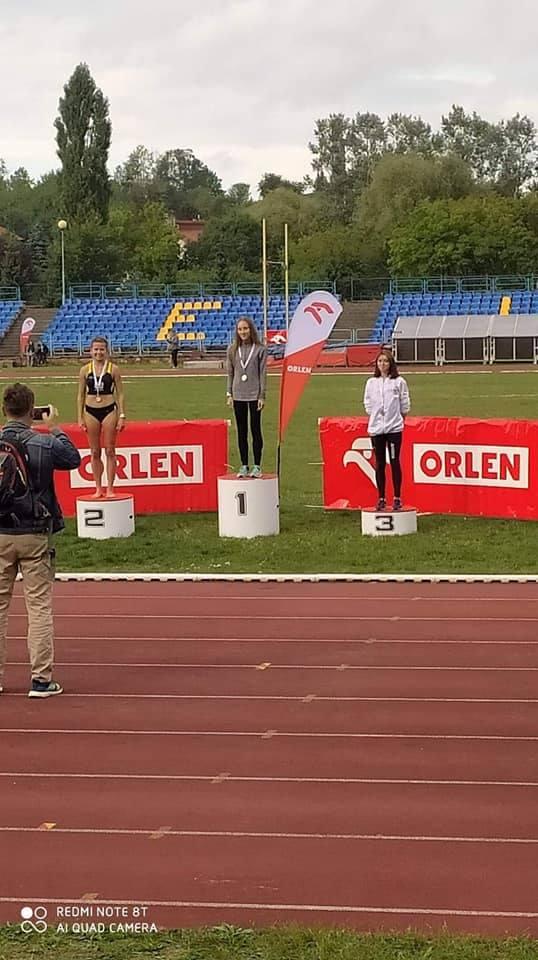 Cztery medale lekkoatletów ze Starachowic i Rudnika na mistrzostwach województwa